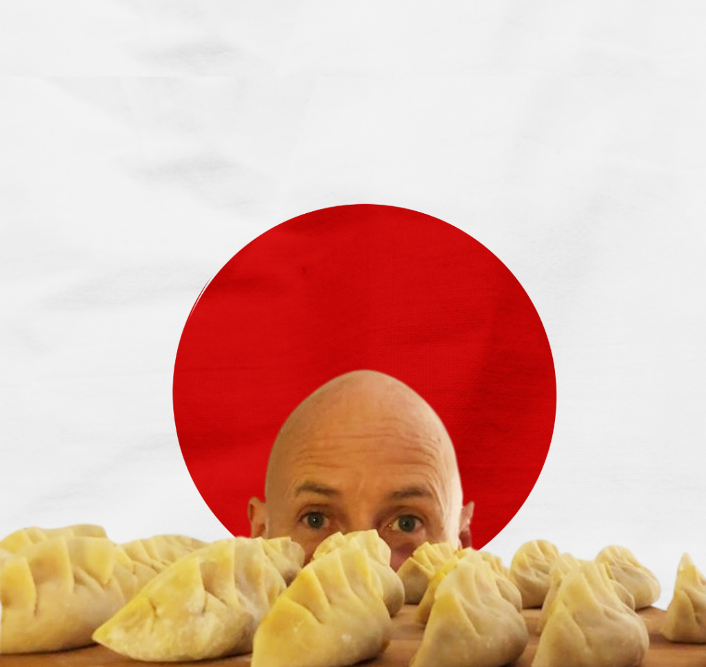 Bald Nutrition Guy Japan